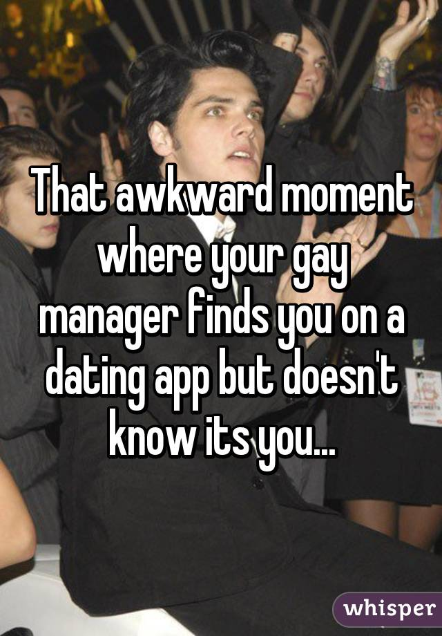 dating your manager