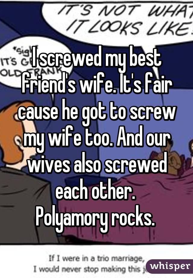 Screw My Wife Best