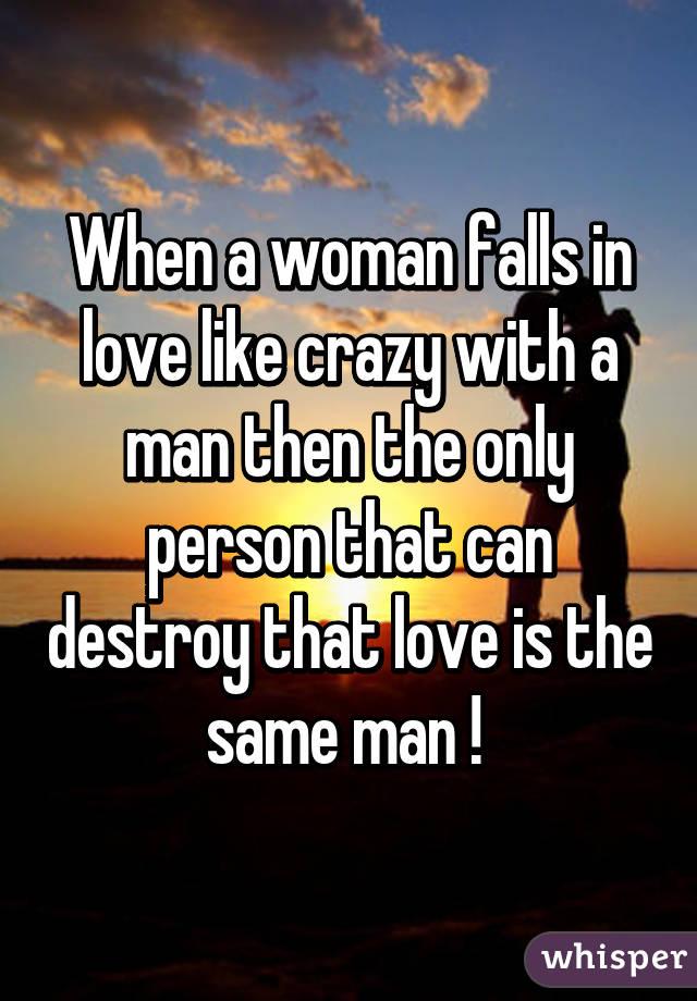 When A Woman Falls In Love