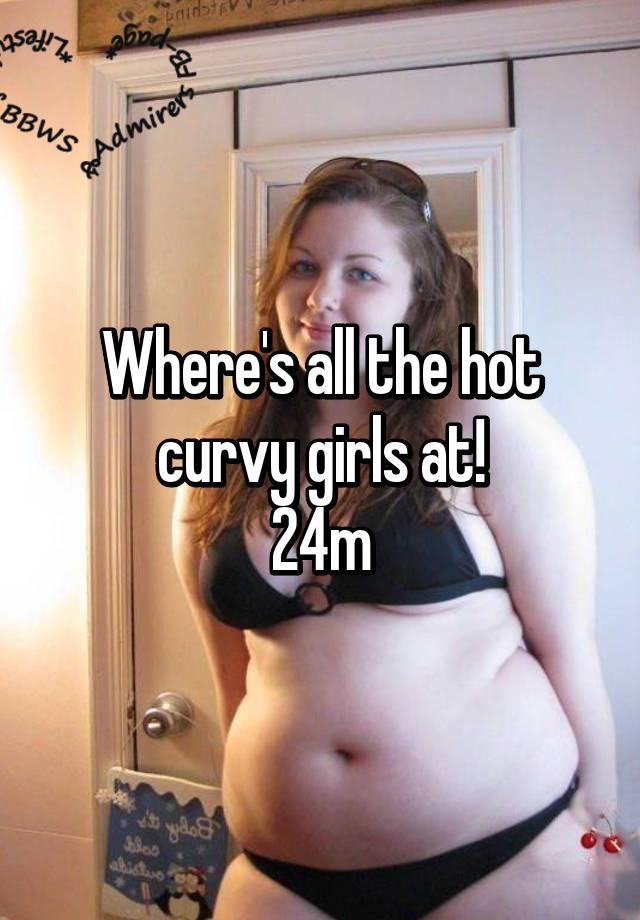 Brilliant hot curvy girls something is