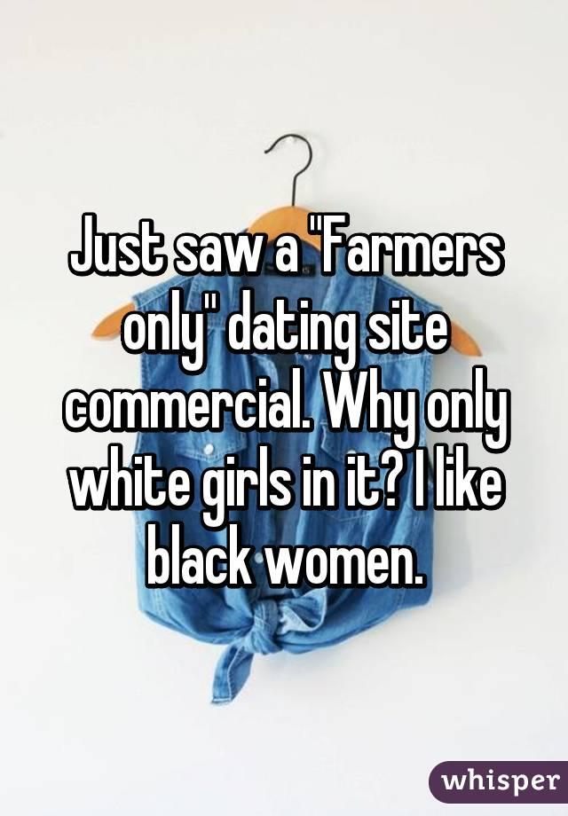 Black dating website commercial