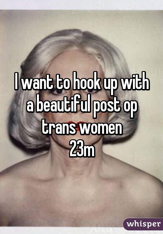 Trans hook up