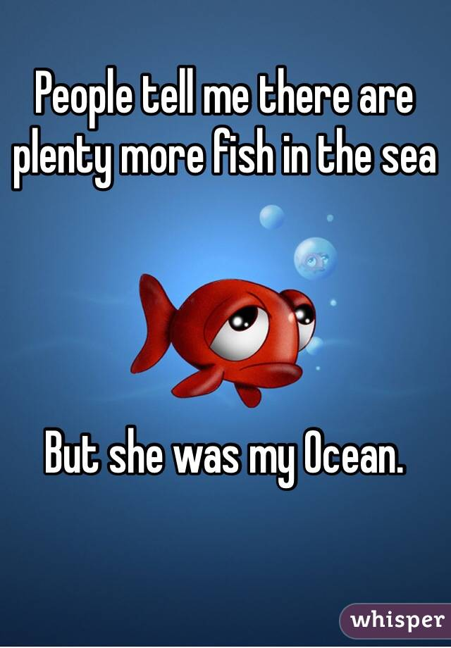 all the fish in sea dating site