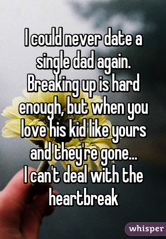 single dad dating again