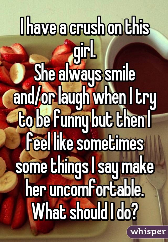 things that make a girl laugh