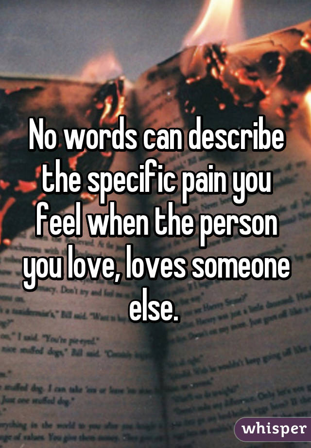 words to describe something you love