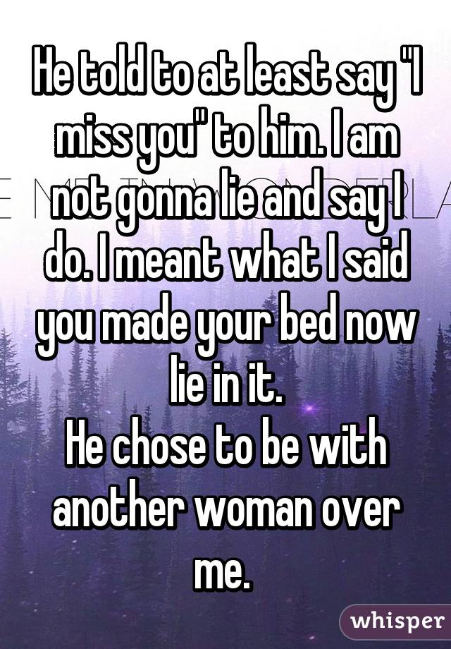 what to say in bed to him