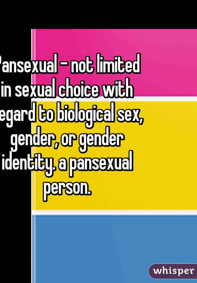 What is a pansexual person photos 55