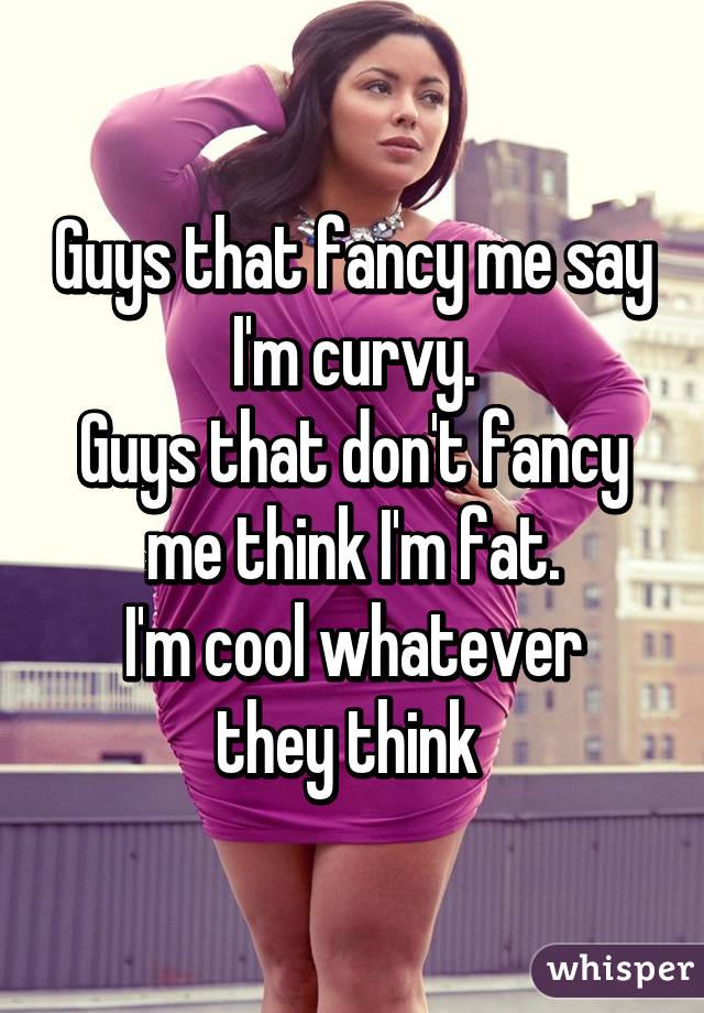 Curvy guys
