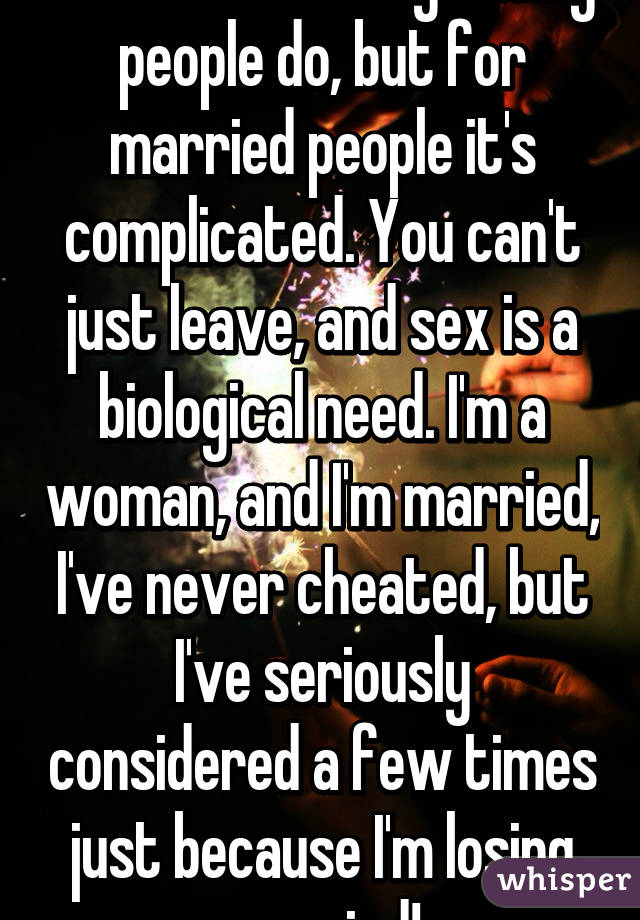 Are You Dating A Married Woman