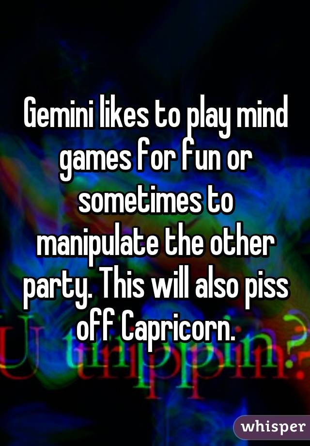 fun mind games to play