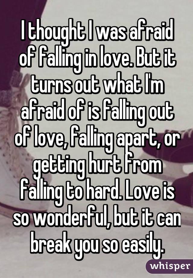 How Long Hookup Before Falling In Love