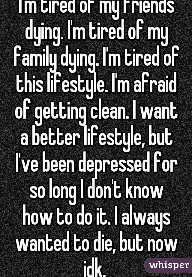 Dying with no family or friends