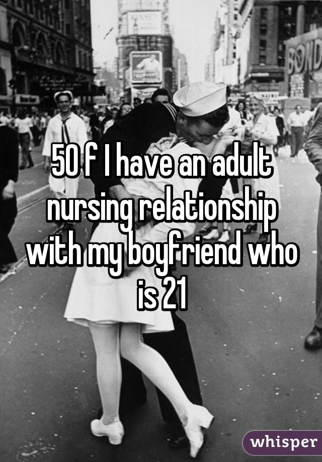 Nursing relationship pics Adult