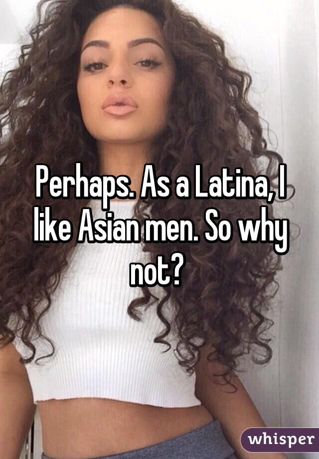 Latina asian men