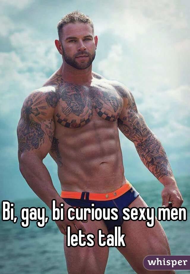Man sexy talk