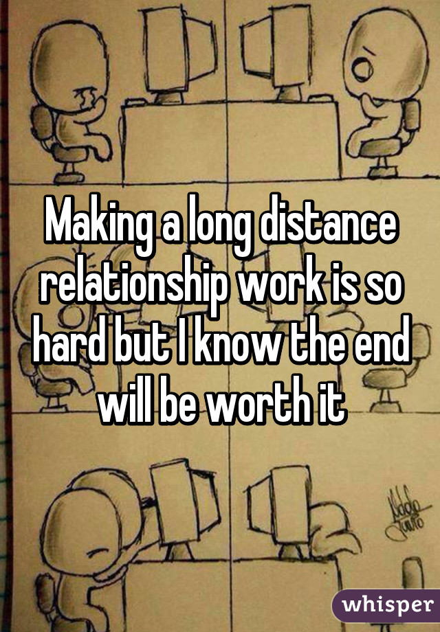 How to know when to end a long distance relationship