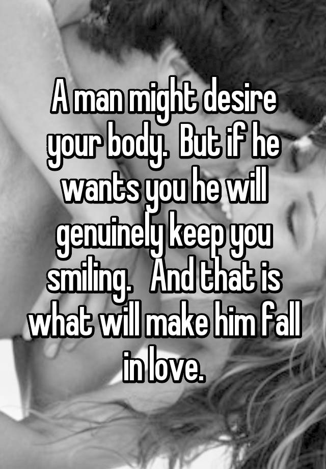 How to make him desire me again | Exactly How To Make Your
