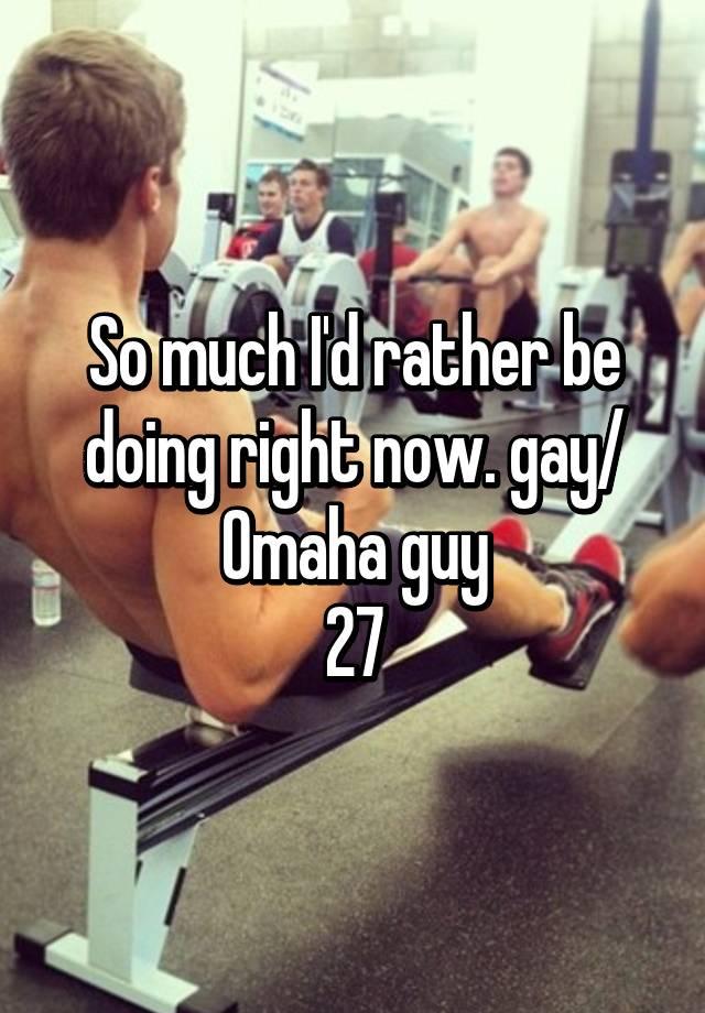 Gay omaha