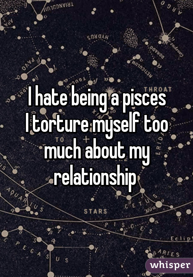 Too much space in a relationship