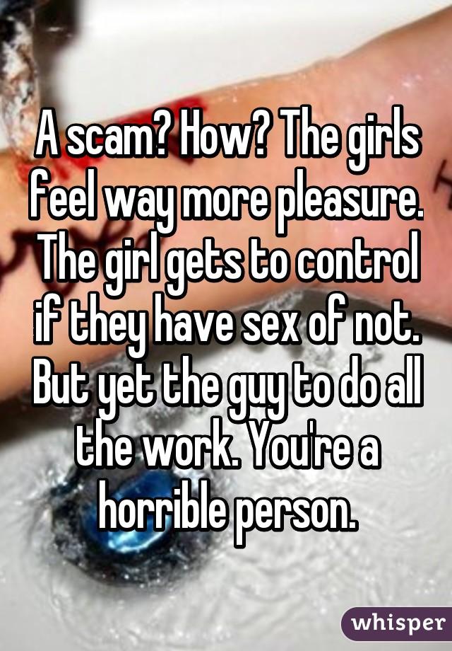 pleasure Girl get