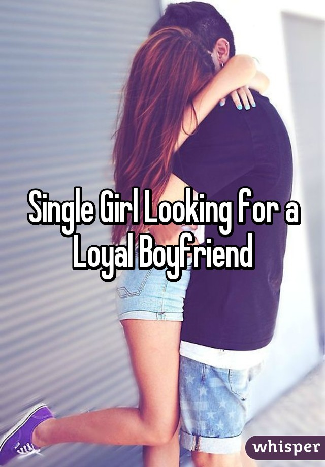 Boyfriend girl looking for Case study:
