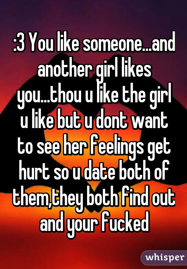 I like this guy but hes dating another girl