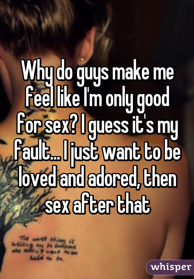 Is sex good for me