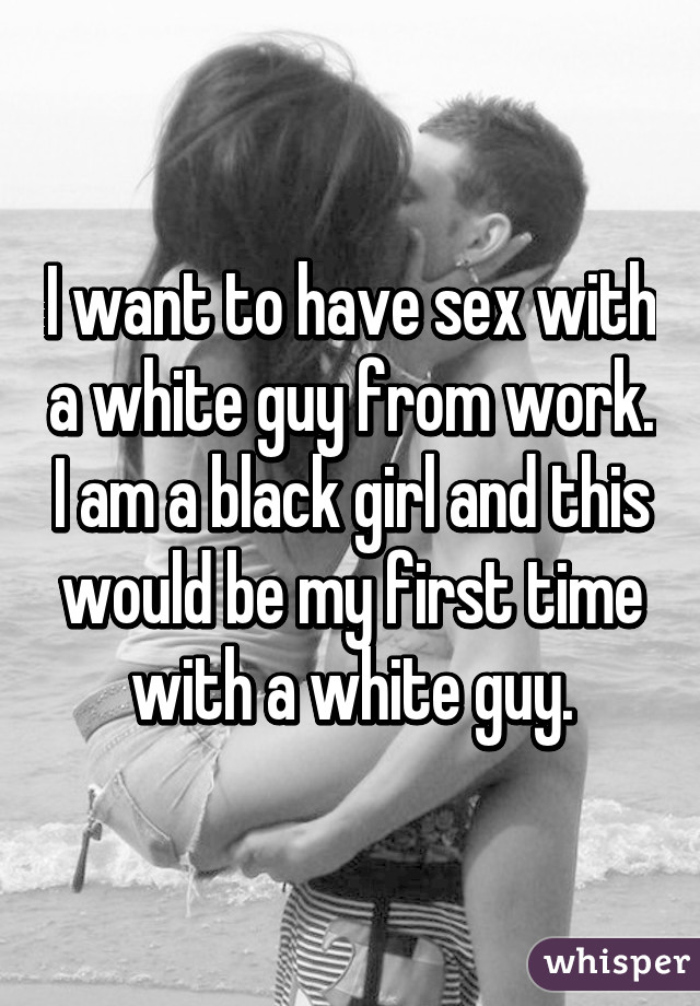 I want to have sex with a guy