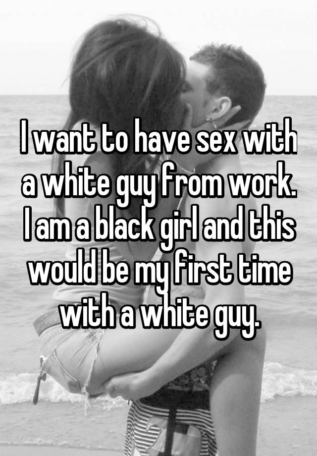 When to have sex with a guy