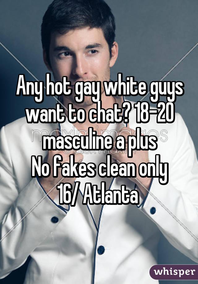 Atlanta gay chat