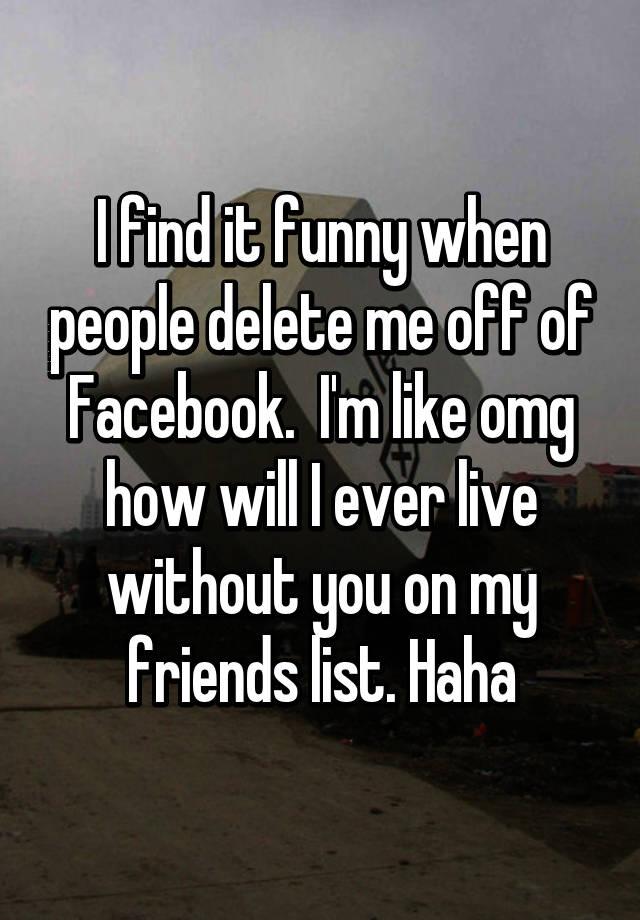 How do you delete photos off facebook