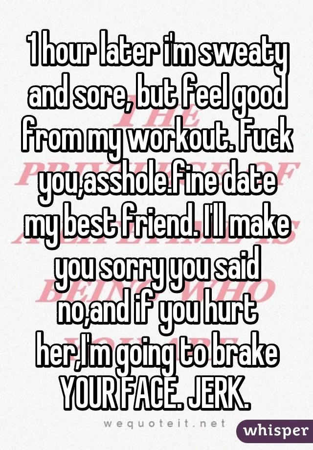 My Best Friend Is Dating A Jerk