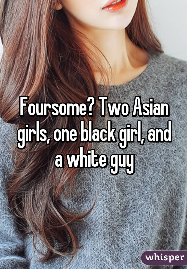 White Girls Love Black Guys
