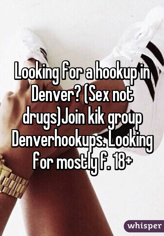 Looking for sex on kik