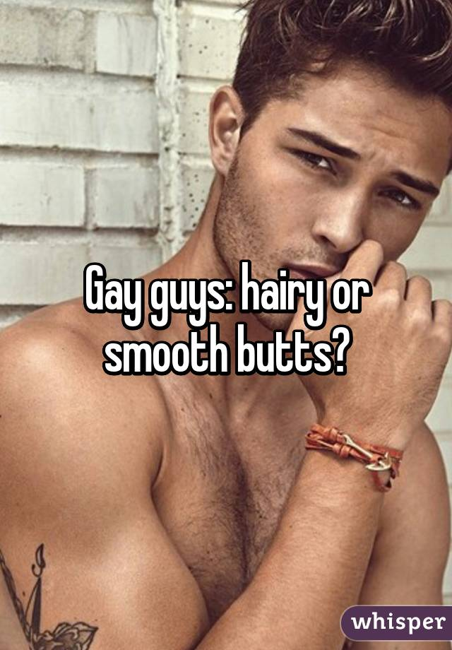 Gay smooth guys