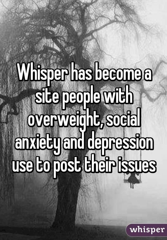 whisper social site