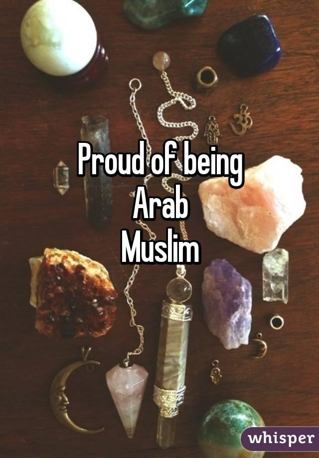 arab pride