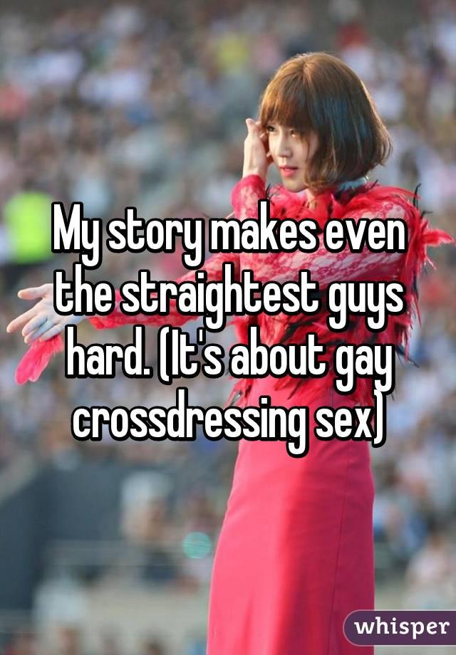 Crossdressed gay