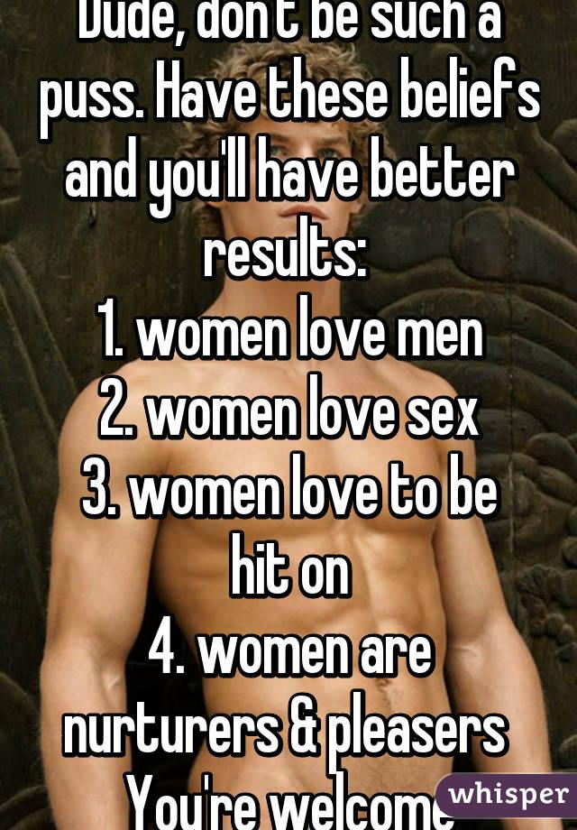 Women are nurturers