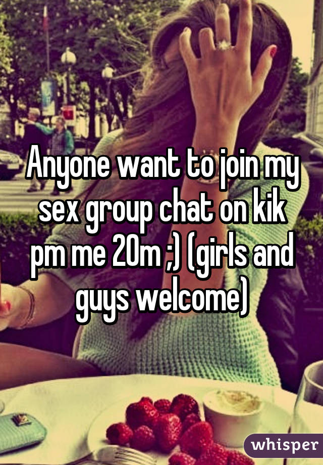 Join sex group