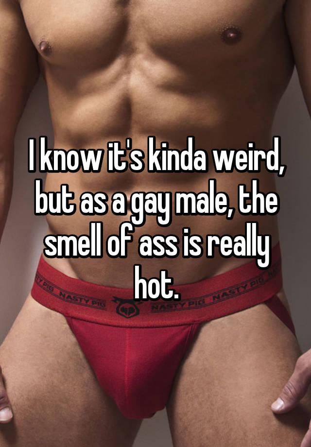 Gay red ass