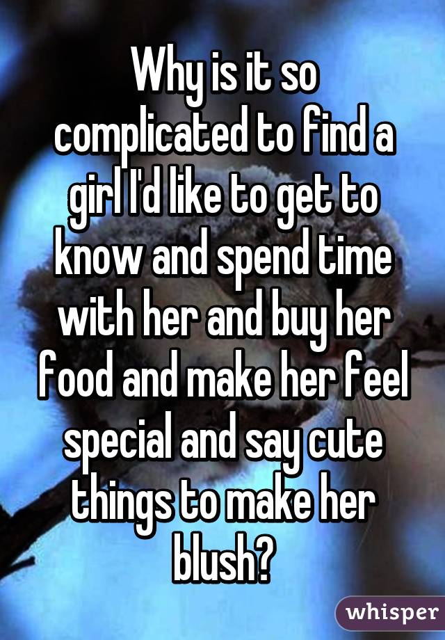 Things To Say To Make A Girl Feel Special