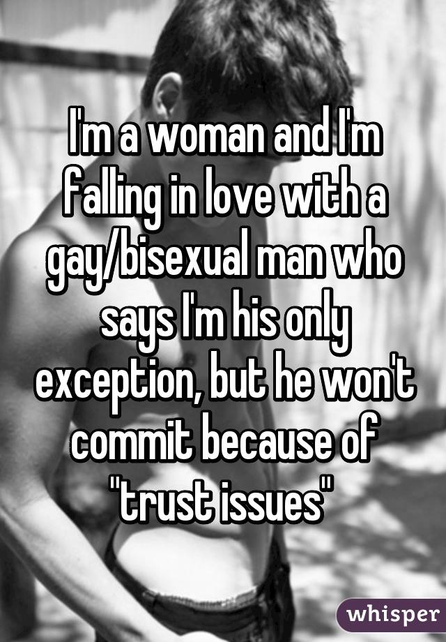 Woman bisexual issues