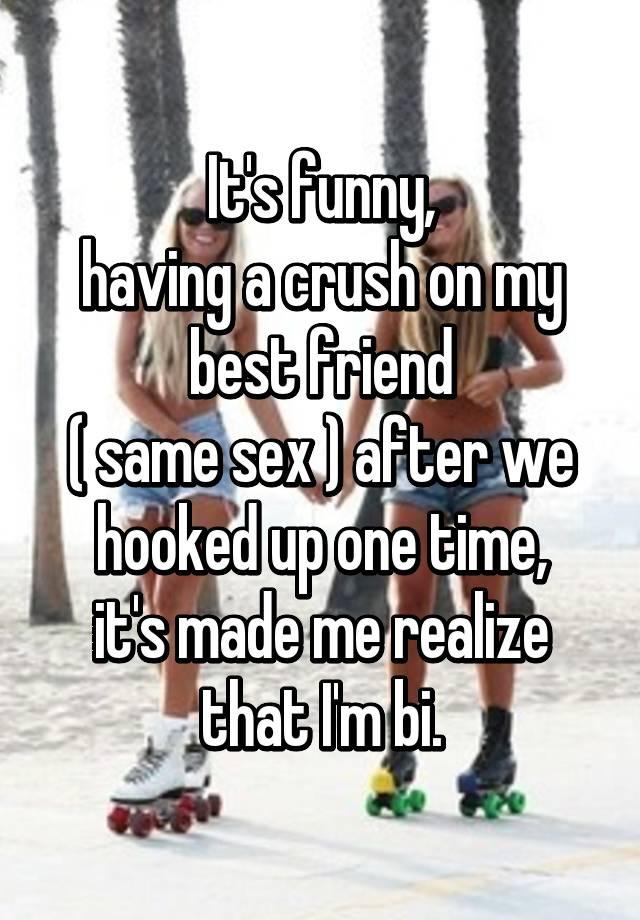 Same sex crushes