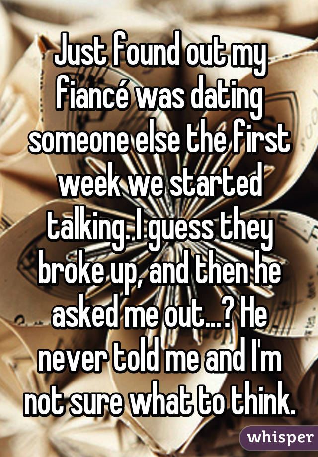 He Broke Up With Me And Started Dating Someone Else
