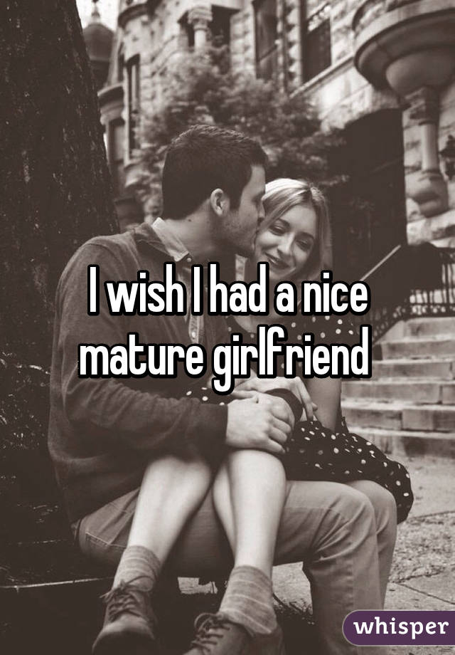 Mature girlfriend movie