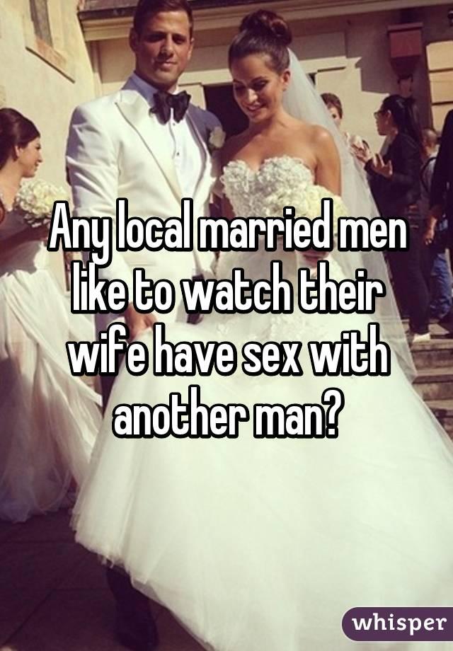 Like to watch sex