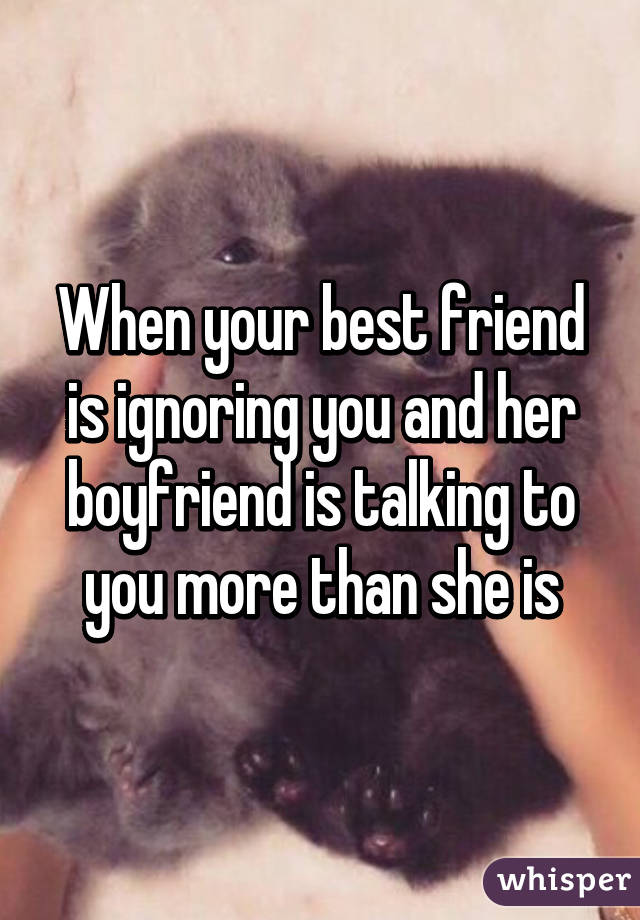 Best what to do if you your friend is ignoring What To