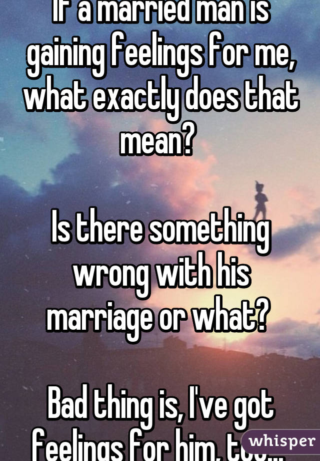 What does it mean to be married